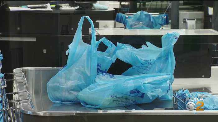 Giant Eagle Hopes Eliminates Plastic Bags At All Stores Soon