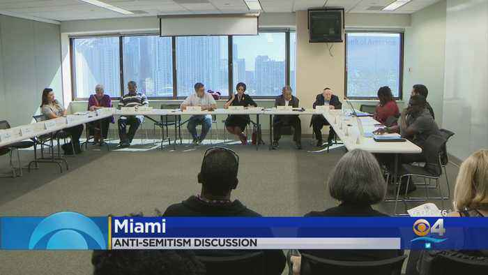 Jewish Community Looking For Ways To Curb Rise Of Anti-Semitism In South Florida