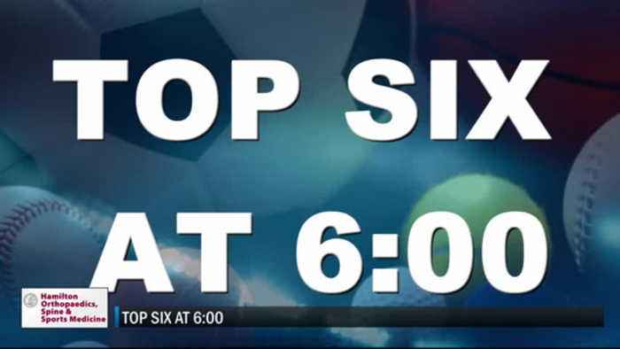 Top Six at 6:00 - January 13, 2020