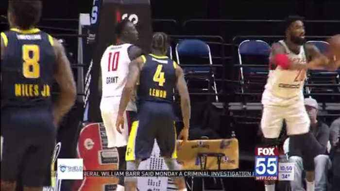 Mad Ants Snap Three Game Skid Against Go-Go