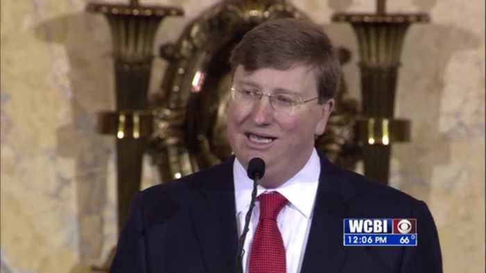 Tate Reeves Inauguration 1/14/20