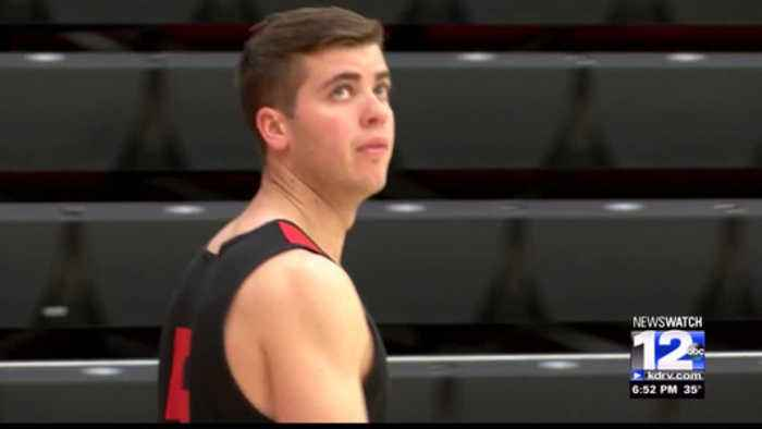 Southern Oregon's Australian basketball player raises money for bush fire