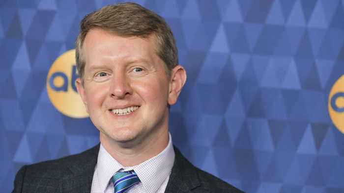 Ken Jennings wins 'Jeopardy! the Ggeatest of all time'