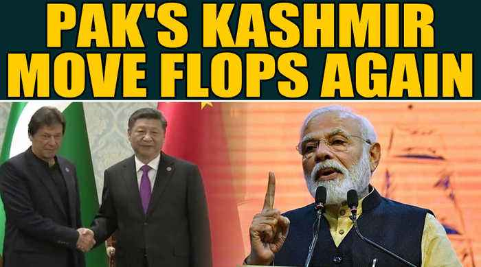 China-backed Pak bid to raise Kashmir issue at UNSC foiled again|OneIndia News
