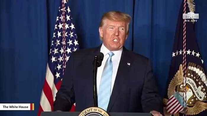 Trump Slams Michigan Officials Over Flint Report, Declares He'll Win The State Again