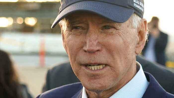 Biden Hints At Possible Running Mates