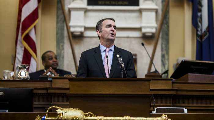 Virginia Gov. Declares State Of Emergency Ahead Of Gun Rights Rally