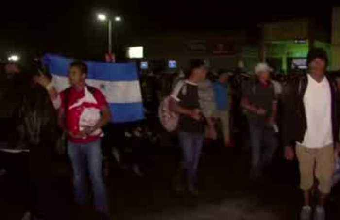 Guatemala faces migration test with new Honduras caravan