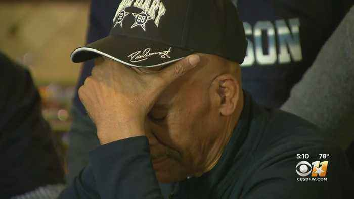 Cowboy Legend Drew Pearson Snubbed By NFL Hall Of Fame
