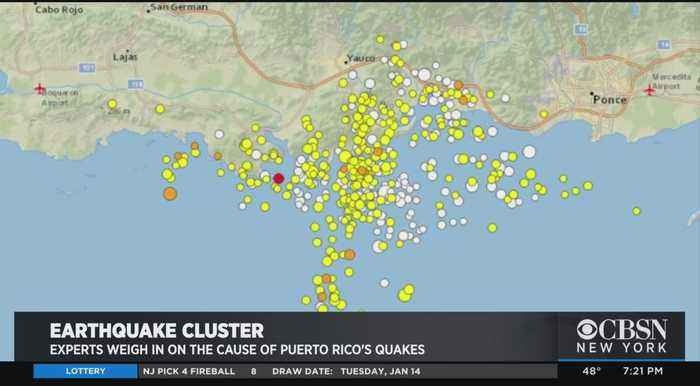 Experts Weigh In On Cause Of Puerto Rico's Earthquakes