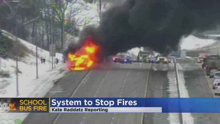 The Call For More Fire Safety On School Buses