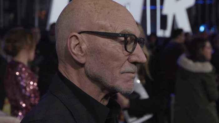 Sir Patrick Stewart talks Picard and Brexit