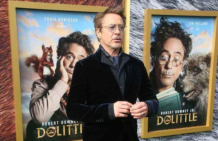 Robert Downey Jr enjoyed being an example to children when playing Iron Man