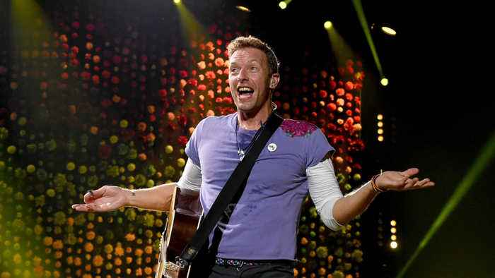 Chris Martin embarrassed daughter Apple at her first job