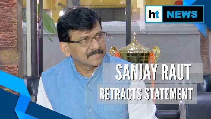 Sanjay Raut retracts Indira Gandhi & Karim Lala remark, clarifies his stand
