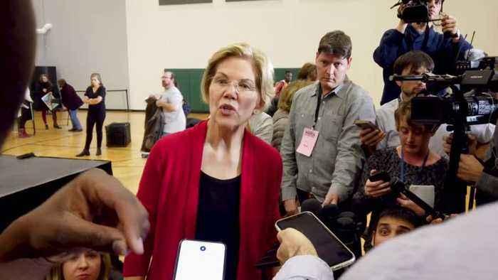 New Poll Bad News For Warren