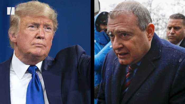Parnas Dishes On Donald