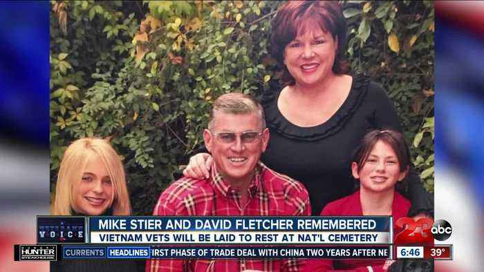 A Veteran's Voice: Mike Stier and David Fletcher Remembered
