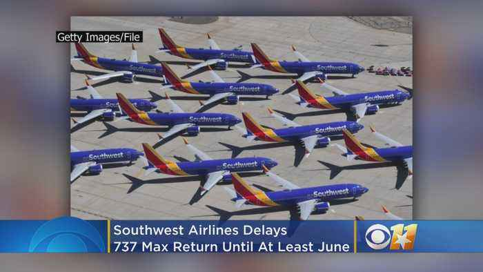 Southwest Airlines Joins The Pack, Delays 737 Max Return Until At Least June