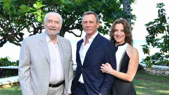 Producer Barbara Broccoli insists James Bond will never be played by a woman