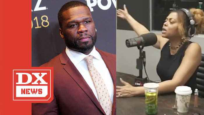 Taraji P. Henson Berates 50 Cent For His Treatment Of 'Empire' During T.I. Podcast