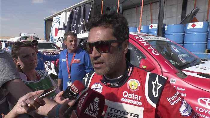 2020 Dakar Rally Stage 10 - Nasser Al-Attiyah