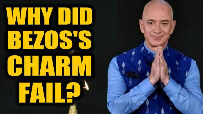 Amazon CEO Jeff Bezos cold-shouldered by Modi govt, tries charm offensive| OneIndia News
