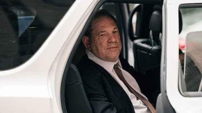 Harvey Weinstein juror threatened with jail time for trial tweet