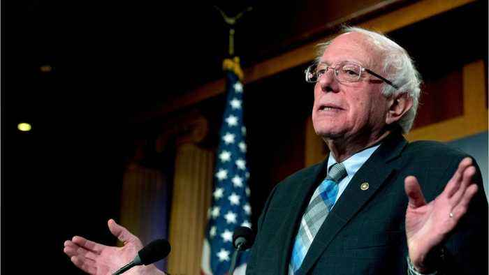 Scandals Throw Sanders Off Game