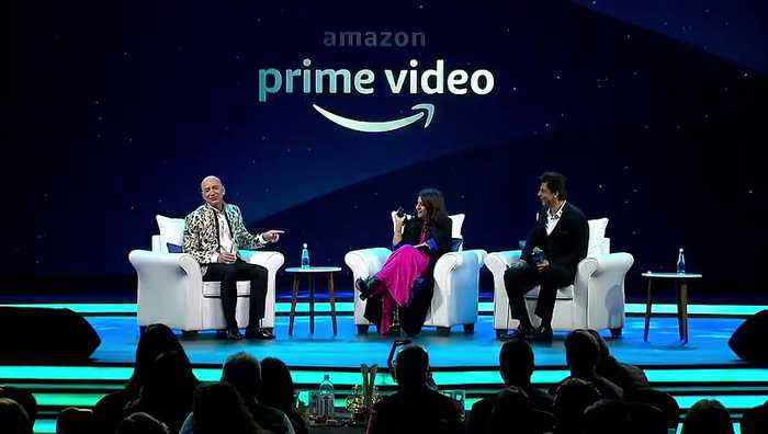 When SRK''s wit left Jeff Bezos choking