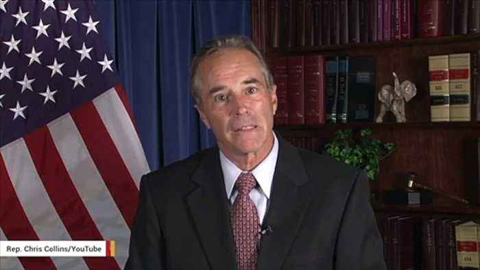 Chris Collins Sentenced To 26 Months In Prison