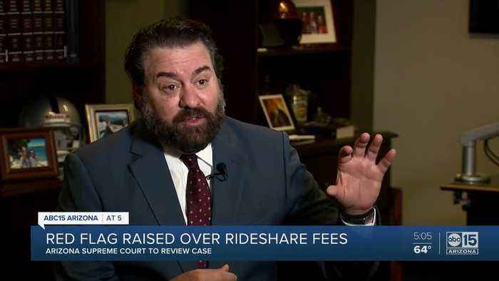 Arizona Attorney General filing special action to block new rideshare fees at Sky Harbor
