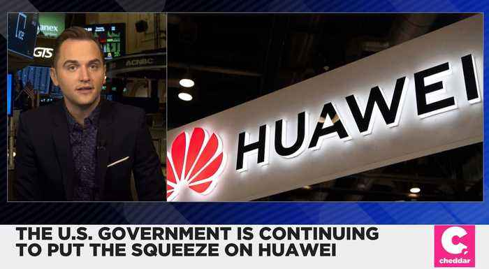 U.S. Government Puts More Restrictions on Huawei