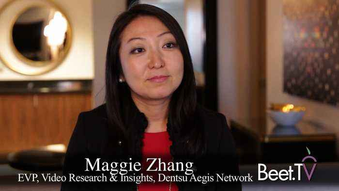 Dentsu's Maggie Zhang: ACR Creates a 'More Relevant Experience'