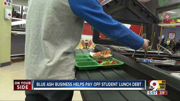 Blue Ash business InfoTrust pays off student lunch debt across Sycamore Schools district