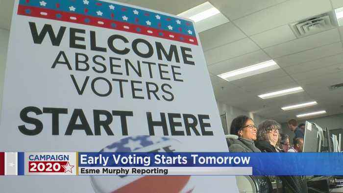 Early Presidential Primary Voting Starts Friday