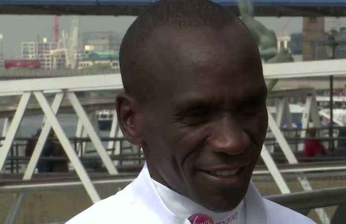 Kipchoge and Bekele to go head to head in this year's London Marathon