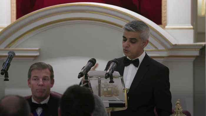 Sadiq Khan warns against 'anti-London' agenda