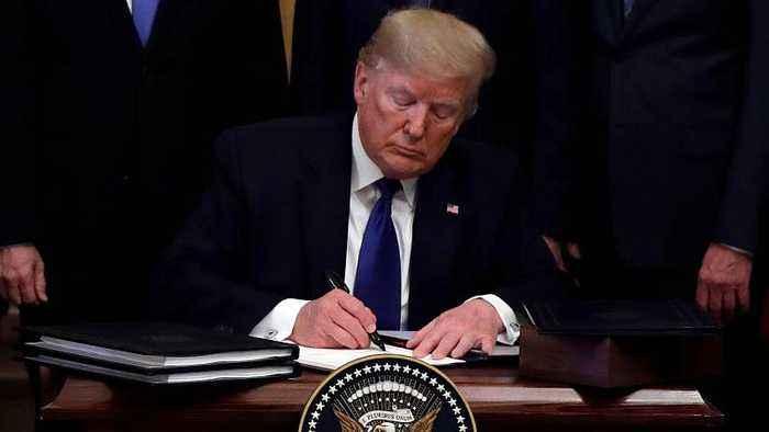 US watchdog says Trump White House 'broke the law' as Senate trial begins
