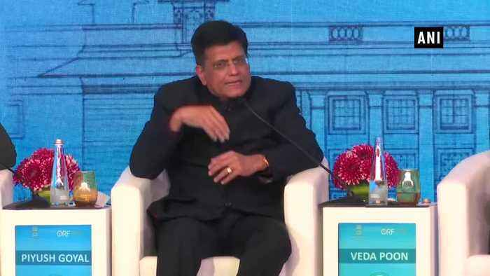 India had concerns over China's trade practices Piyush Goyal on India not joining RCEP