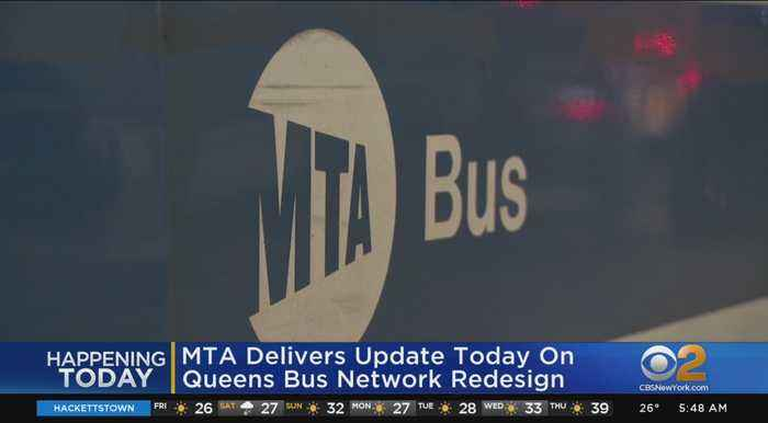MTA Update On Queens Bus Routes
