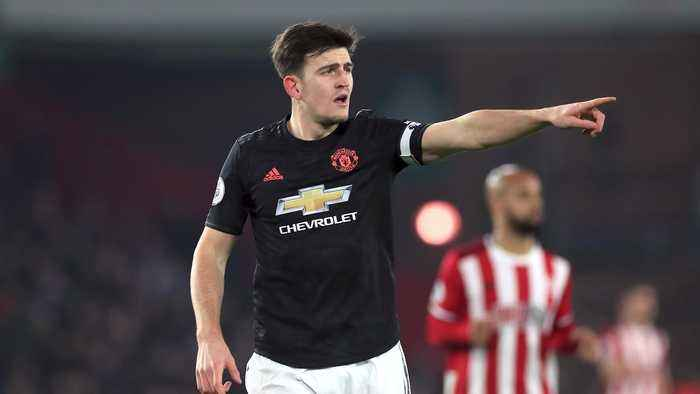 Harry Maguire confirmed as Man United captain