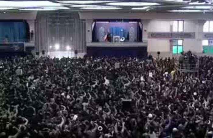 Iran's Khamenei says revenge attacks on U.S. targets in Iraq showed support of God