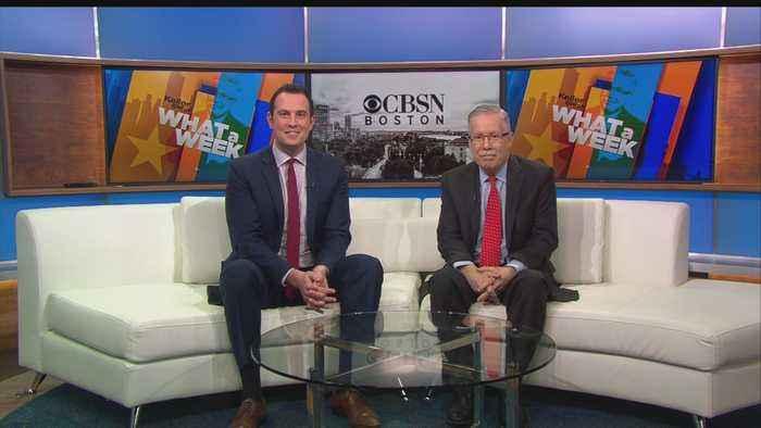 What A Week: Warren-Sanders Feud; Impeachment Trial; Massachusetts Budget Gap