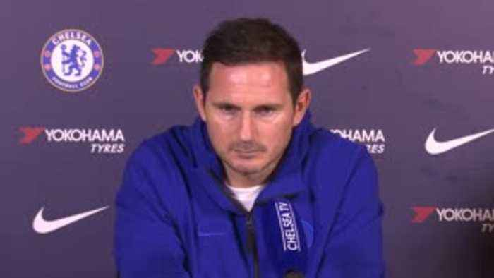 Lampard: Barkley staying at Chelsea