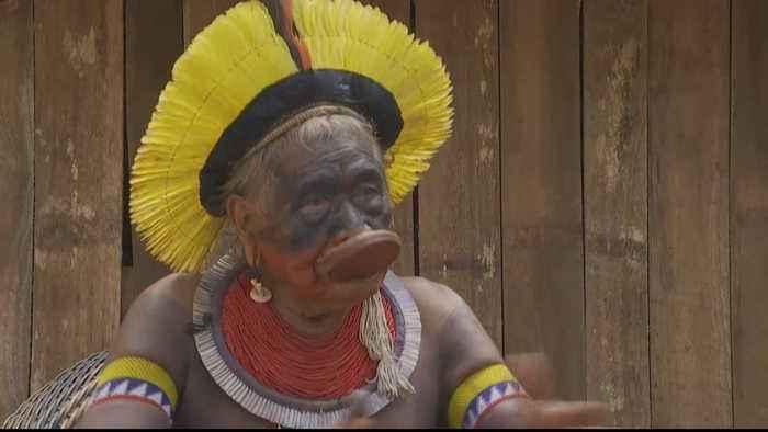 Brazil's indigenous oppose Amazon development plans