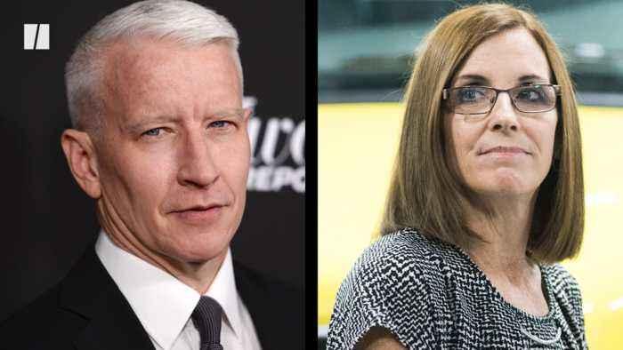 Anderson Cooper Roasts GOP Senator For Smearing Reporter