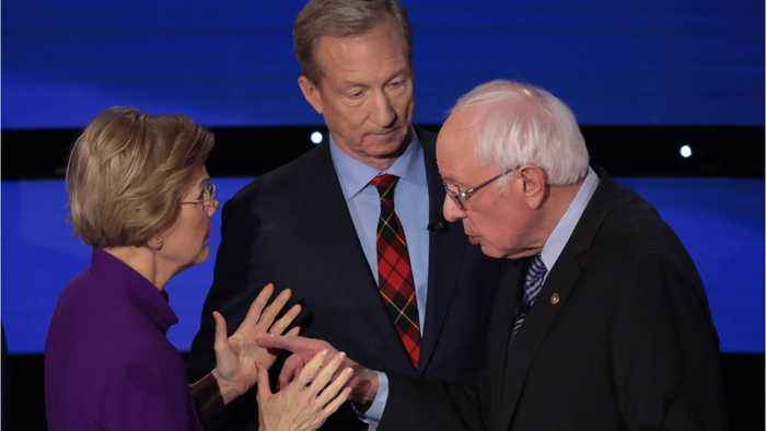 What Is The Sanders/Warren Feud Really About?