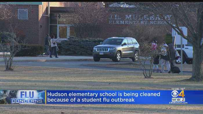 Nearly Half Of Hudson Elementary School Students Call Out Sick During Flu Outbreak