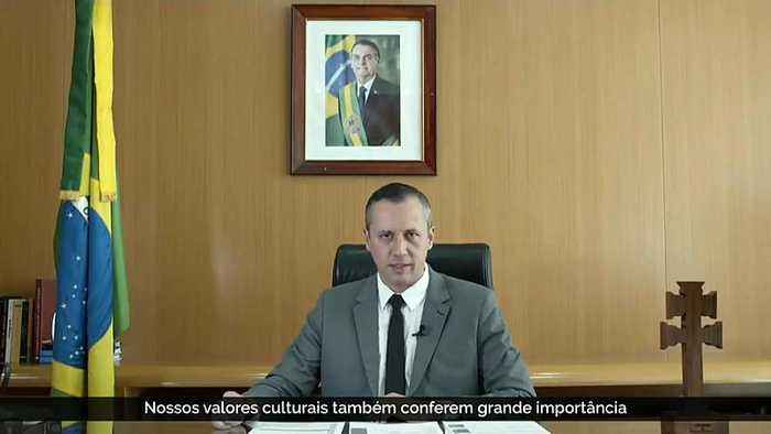 Joseph Goebbels quote controversy: Brazil culture chief Roberto Alvim sparks anger in video
